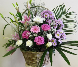 Deluxe Basket Arrangement